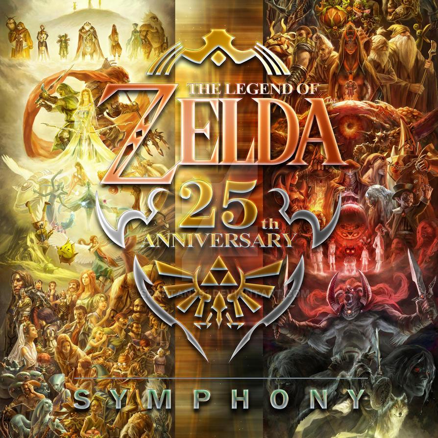 the legend of zelda 25th anniversary album