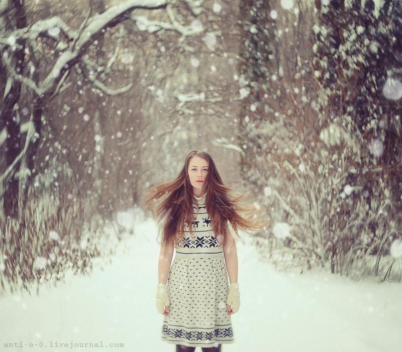 Winter Wonderland by anyaanti