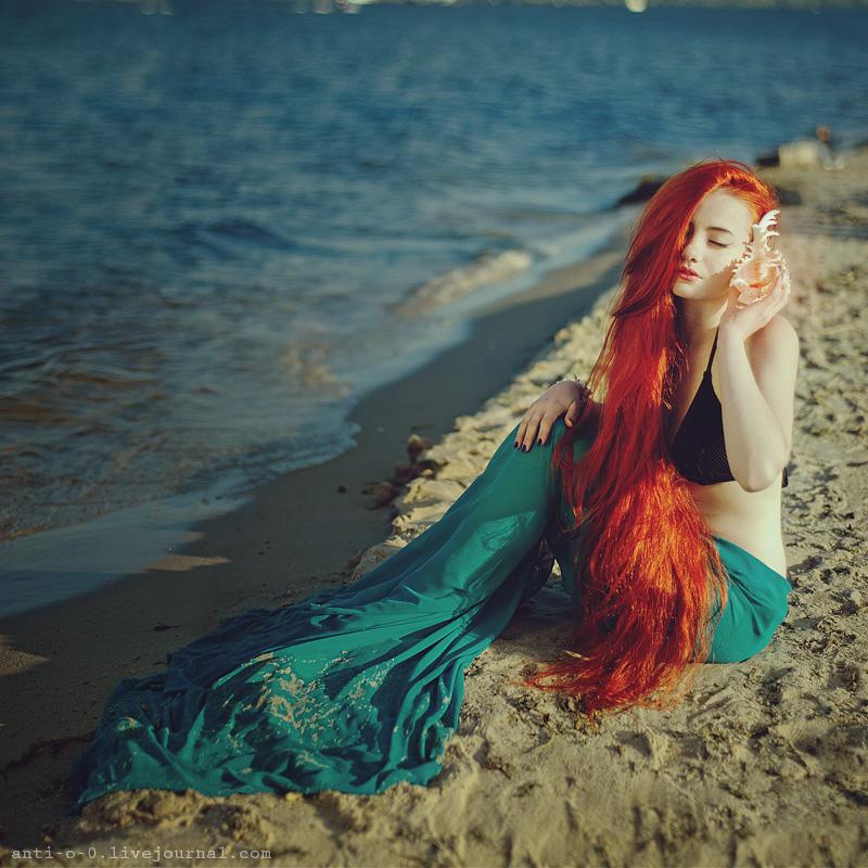 The little Mermaid by AnitaAnti