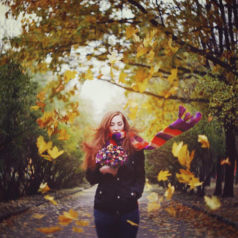 Autumn Swirl by anyaanti