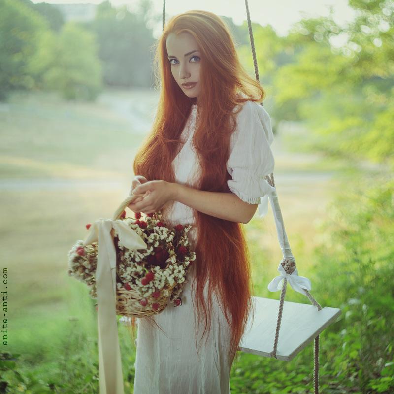 White swing by AnitaAnti