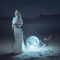 Moon Thief by anyaanti