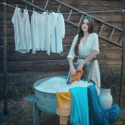 Laundry day by anyaanti