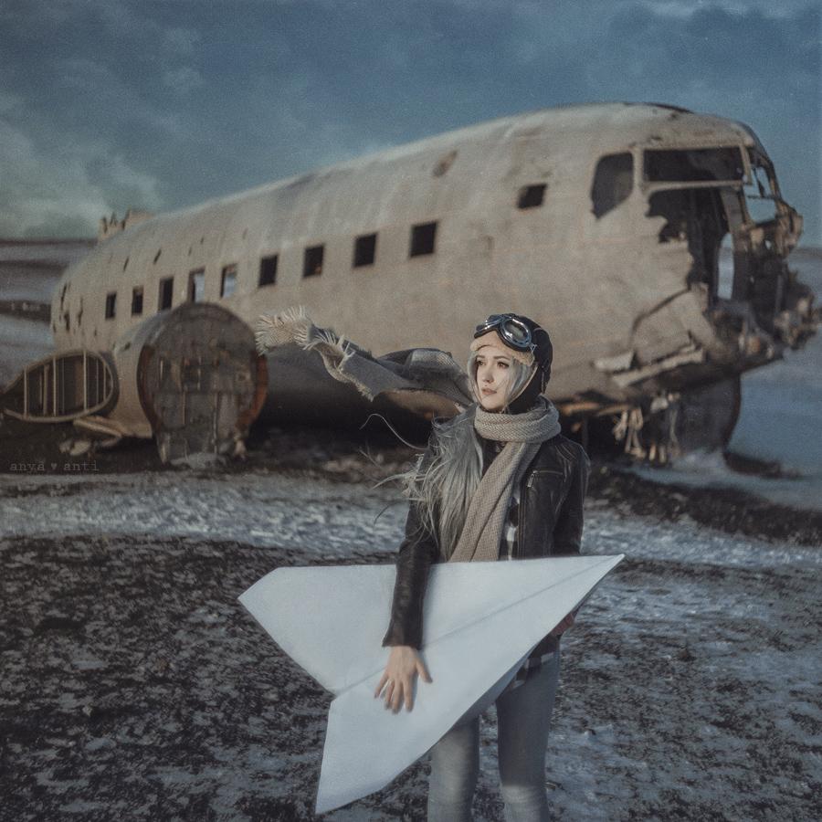 Last flight by AnitaAnti