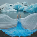 The beauty of a dying glacier by anyaanti