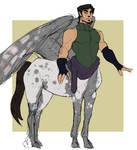 Vendels a horse now