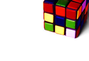 Rubix cube by rhiannonphotos