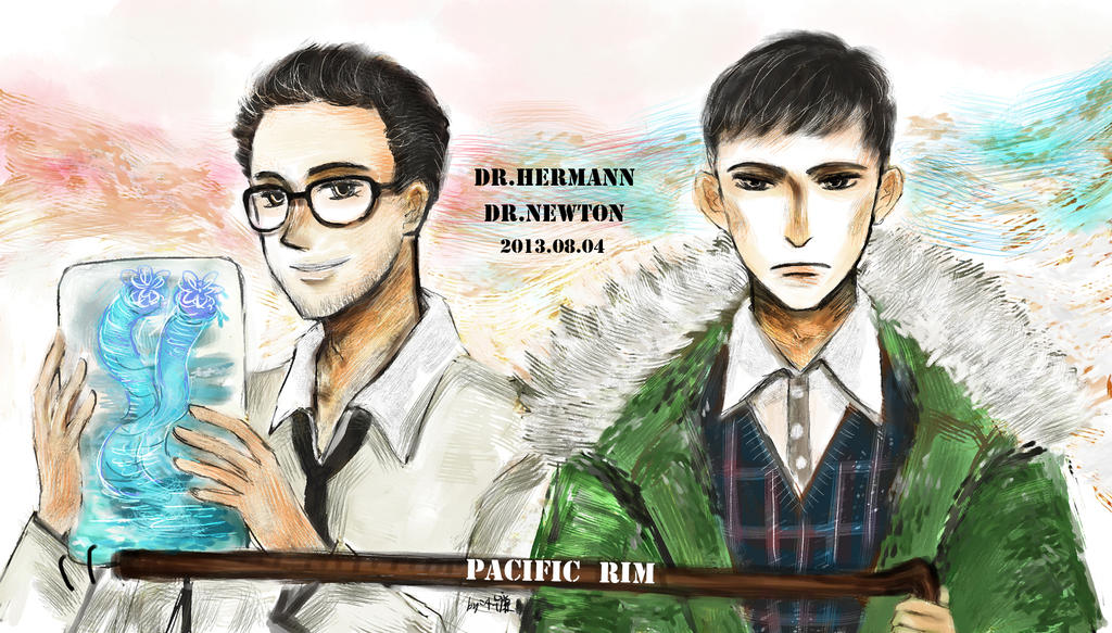 DR.hermann / DR.newton by eukelade47
