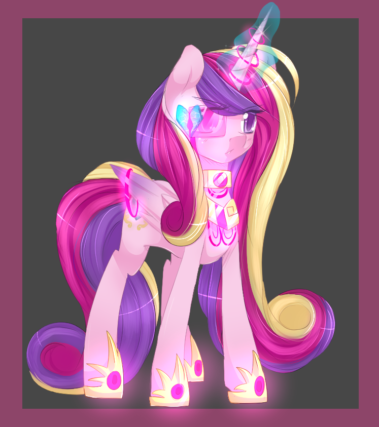 Glow Cadence by Camelliachu