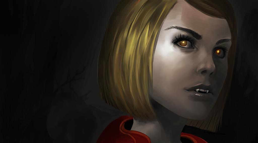 Vampire by ogar555