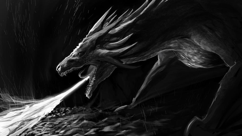 Dragon by ogar555