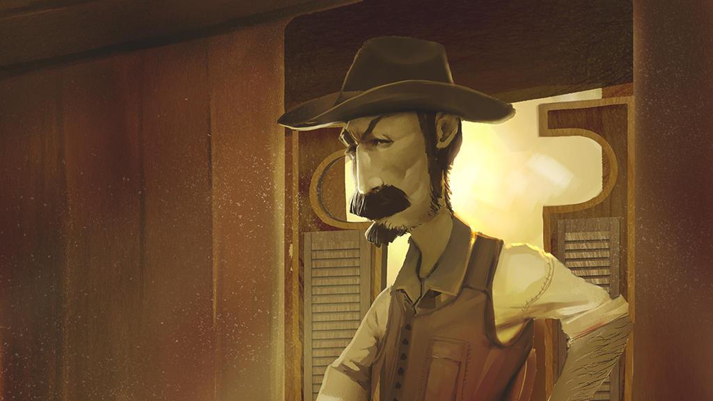 CowBoy by ogar555