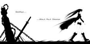 Goodbye Black Rock Shooter by Hayatso