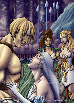 He-Man and Frosta