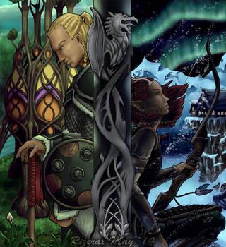 Home - Elder Scrolls Fan Art by Rizerax