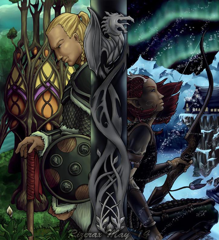 Home - Elder Scrolls Fan Art