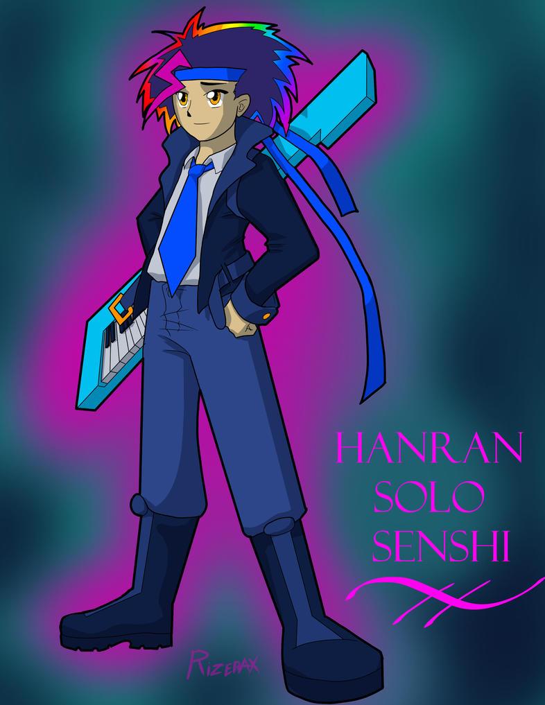 Hanran Twist Senshi by Rizerax