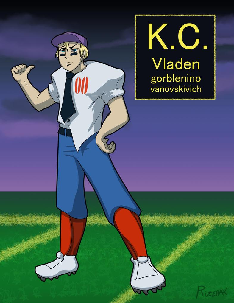 K C Vlanden by Rizerax