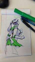 Sailor Jupiter  by Rizerax