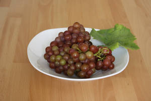 Grapes Stock by Clu-art