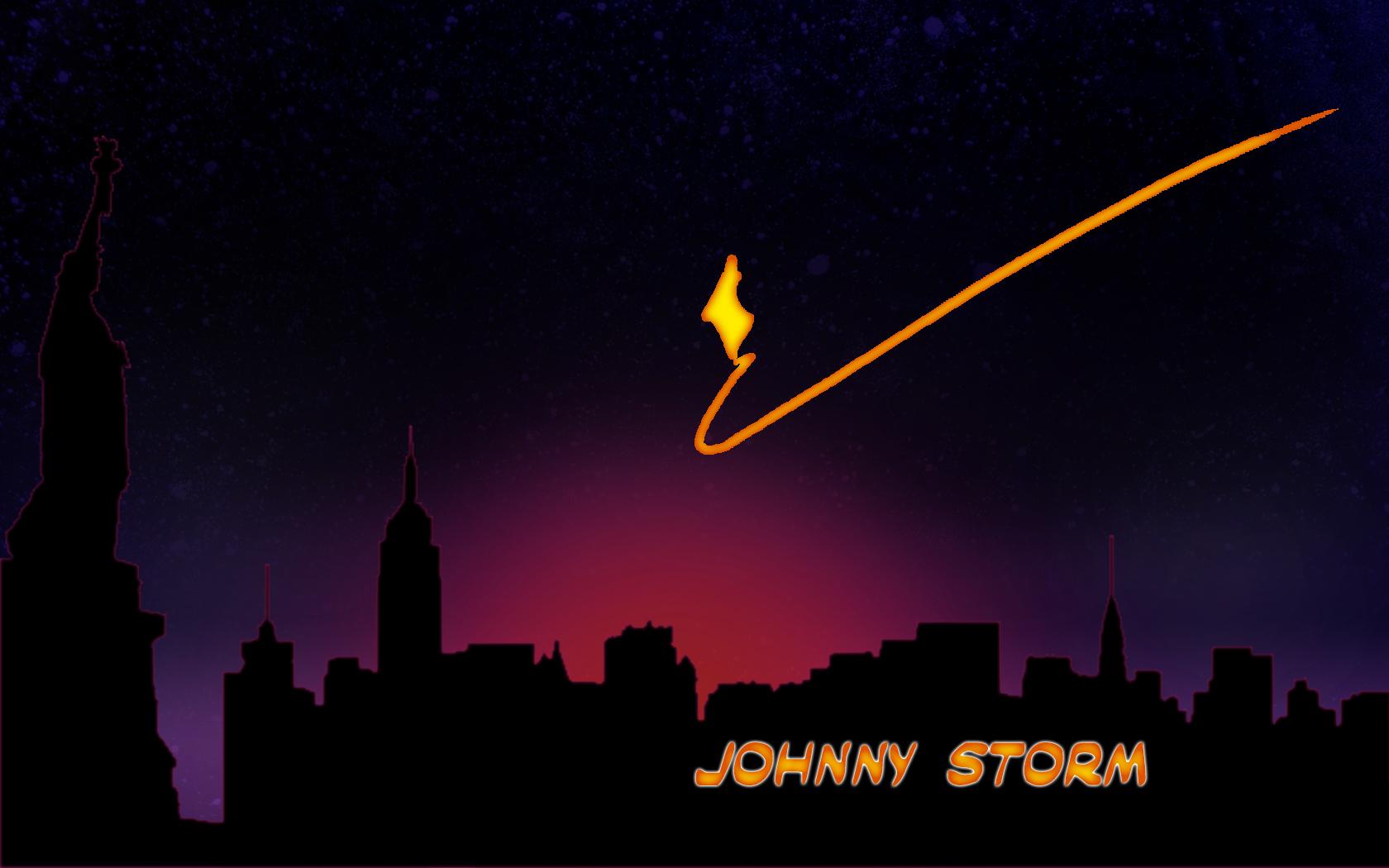 Johnny Storm By Clu-art On DeviantArt