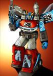Transformer G1: Smokescreen