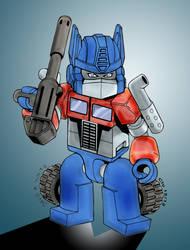 Kre-O: Optimus Prime