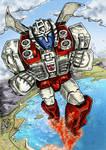 Transformers G1: Blades