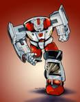 Transformers G1: Streetwise