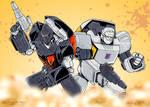 Transformers G1: Battlechargers