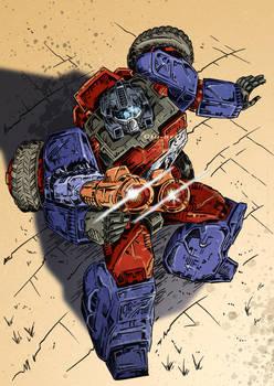 Transformers G1: Crosshairs