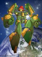 Transformers G1: Cosmos by Clu-art