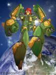 Transformers G1: Cosmos