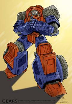 Transformers G1: Gears