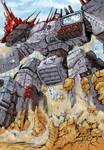 Transformers G1: Metroplex