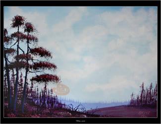 Sleepy Valley by Clu-art