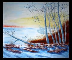 Winter Interlude by Clu-art