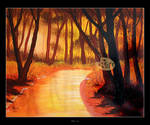 Lazy River by Clu-art