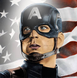 Marvels Captain America