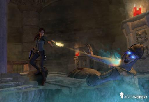 Tomb Raider - Beneath the Ashes