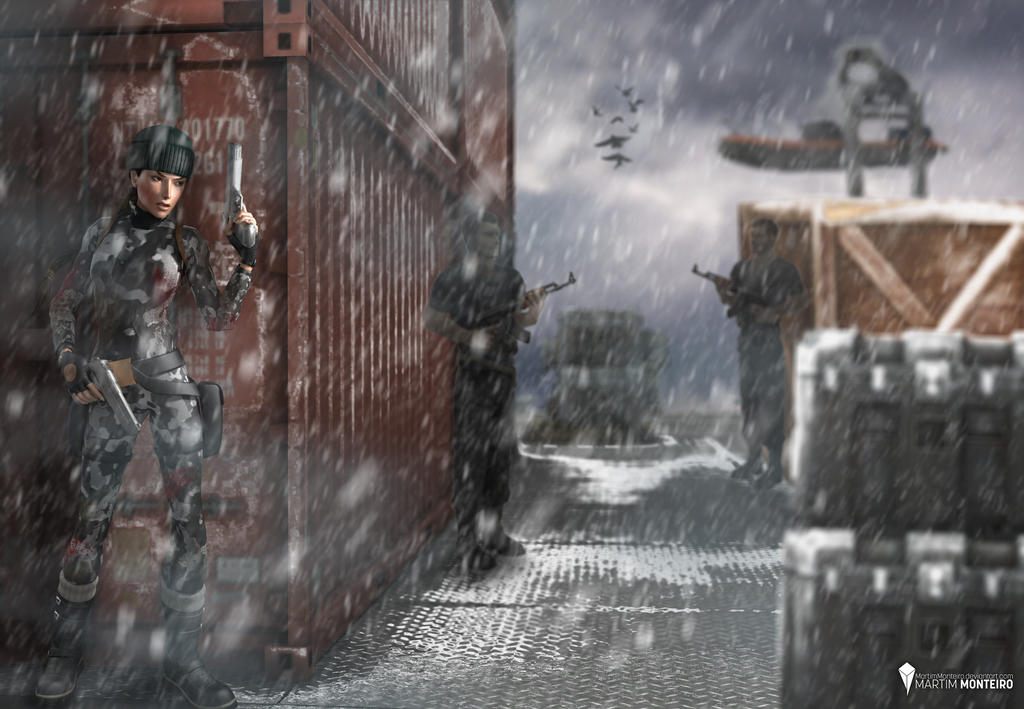Tomb Raider - Hidden