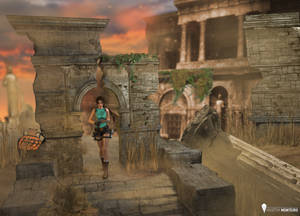 Tomb Raider - Greece