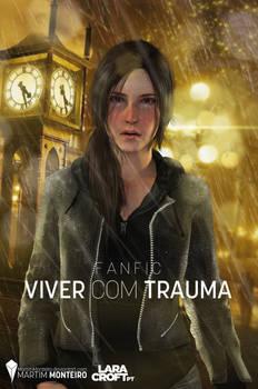FANFIC COVER - VIVER COM TRAUMA