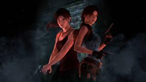 3rd Anniversary Lara Croft PT - Exclusive Fanart