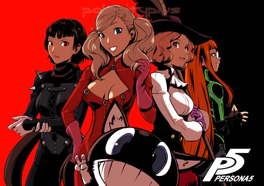 Persona 3 dating fuuka anime 2