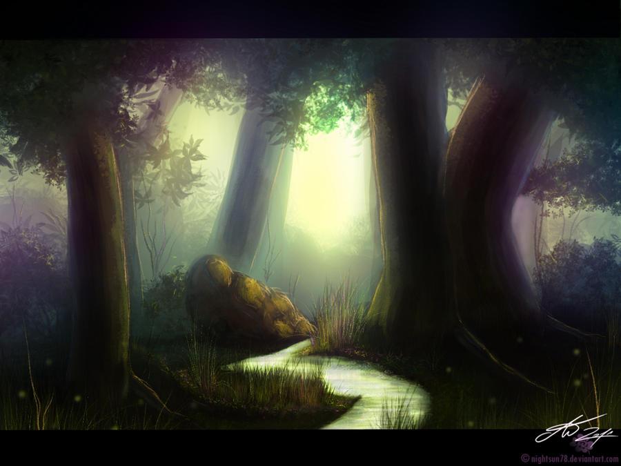 follow the light 02 by Nightsun78
