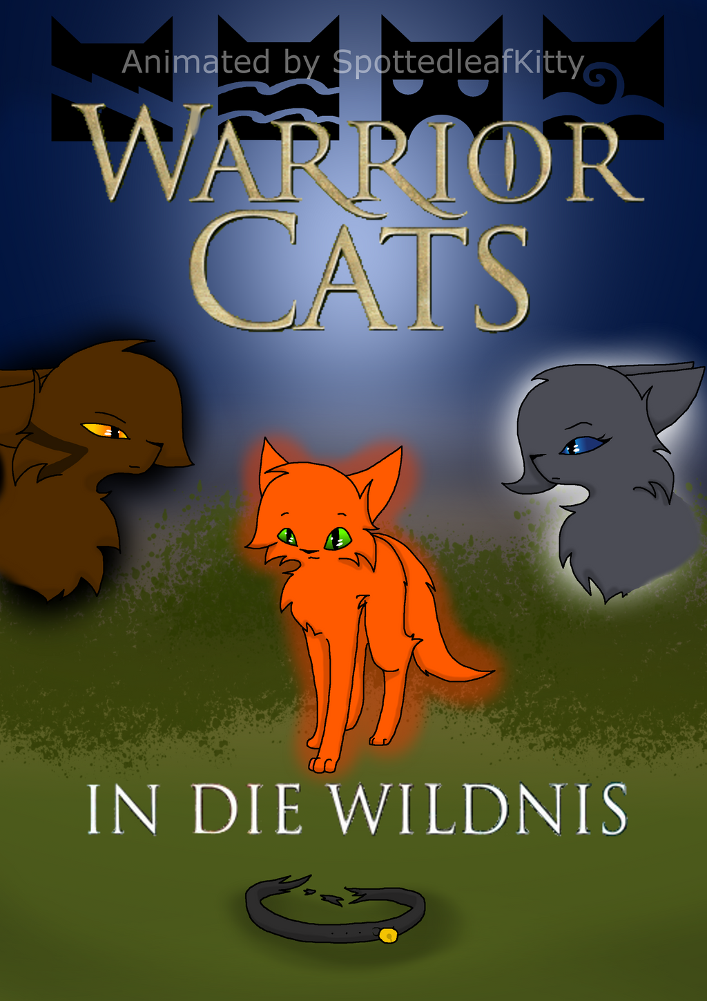warriors into the wild - jump to - #1 - warriors: into the wild cover #2 - vacation #3 - i'm sorry #4 - something wicked comes this way prologue chapter 1.