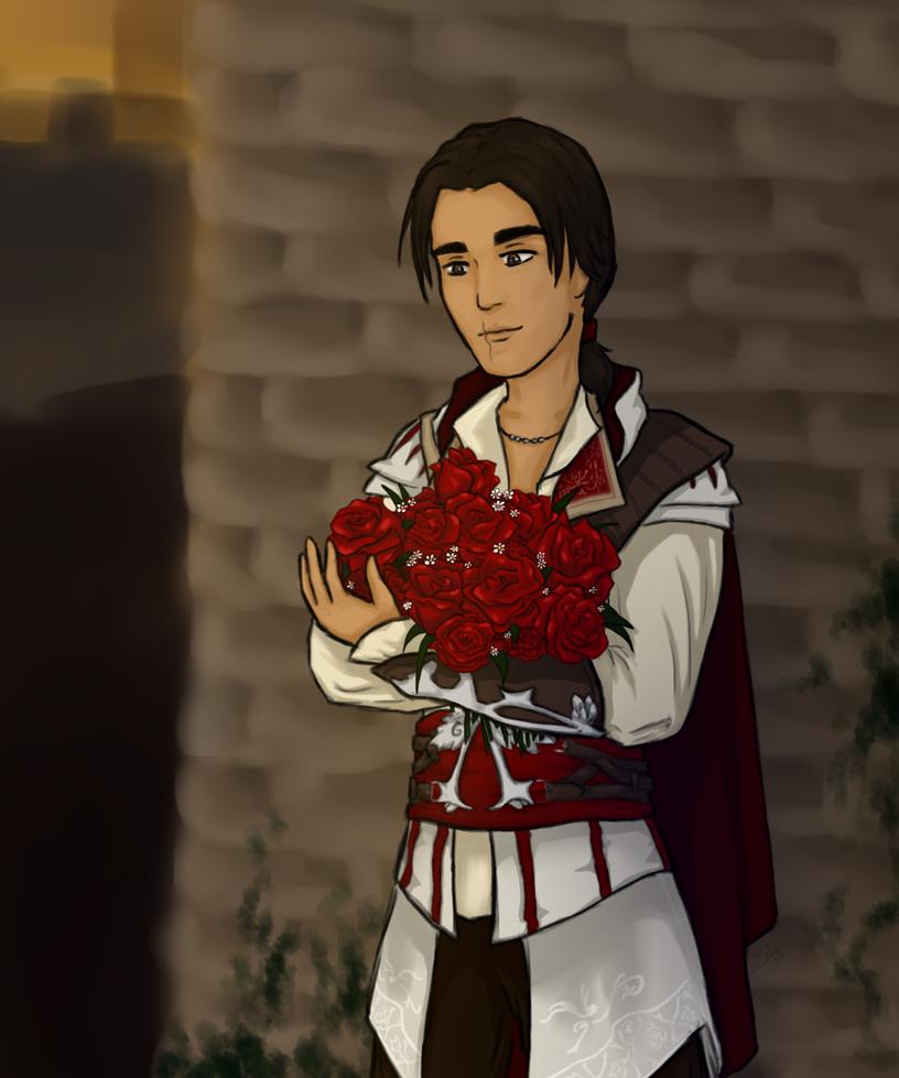 Buon Compleanno Ezio by Leilani-kitty