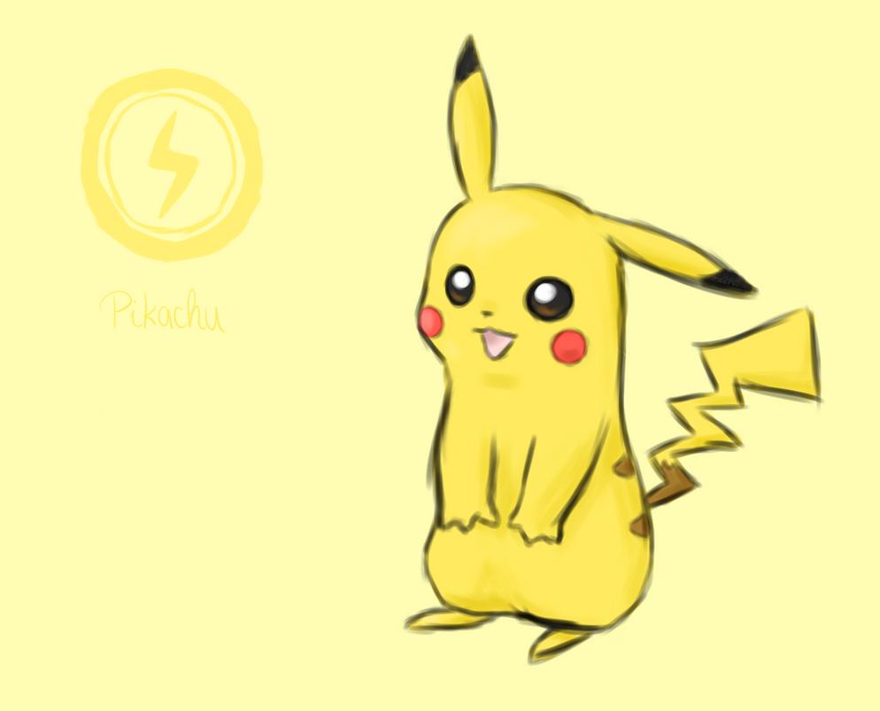 Pikachu by Leilani-kitty