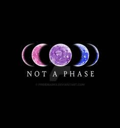 Not A Phase - BI Pride